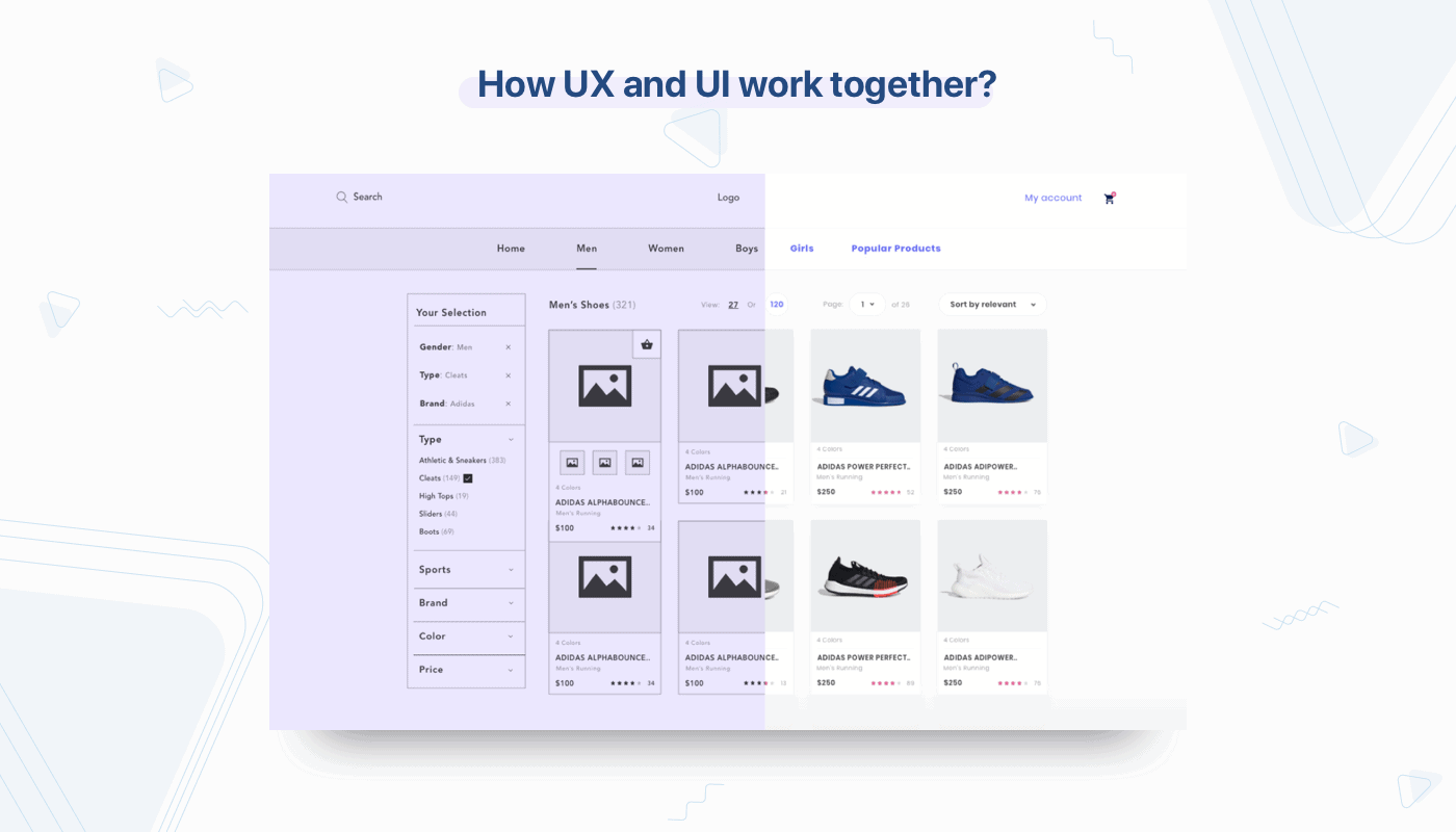 how ux and ui work together