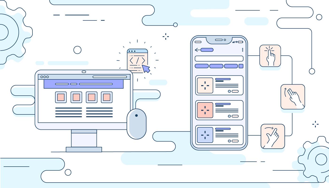 responsive web design problems example