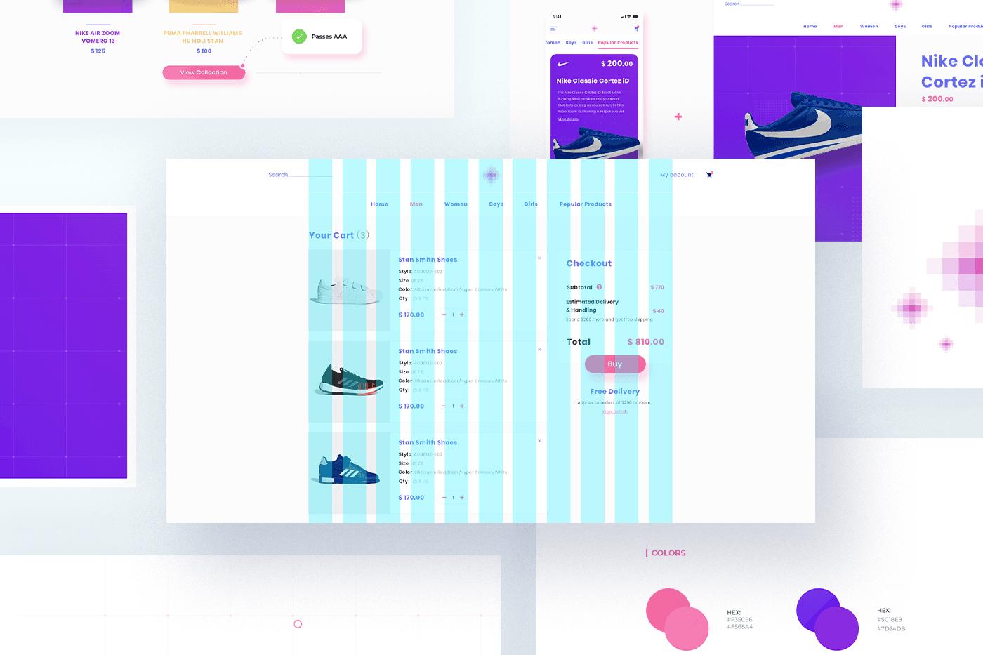 web design standards 2020 for colors
