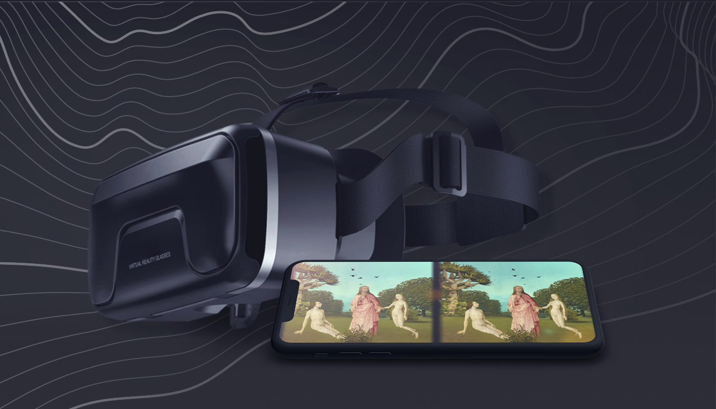 VR and AR ui trend 2020