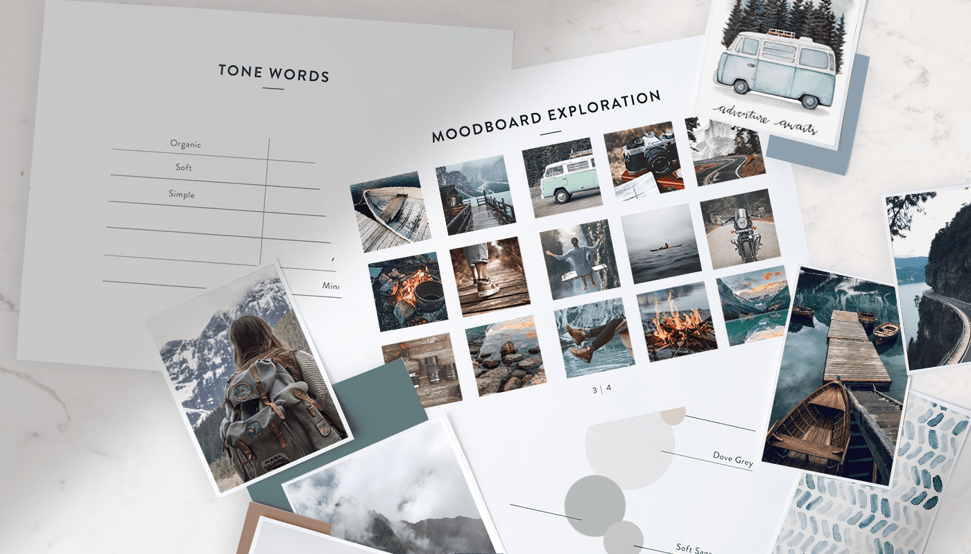 what is a mood board in design