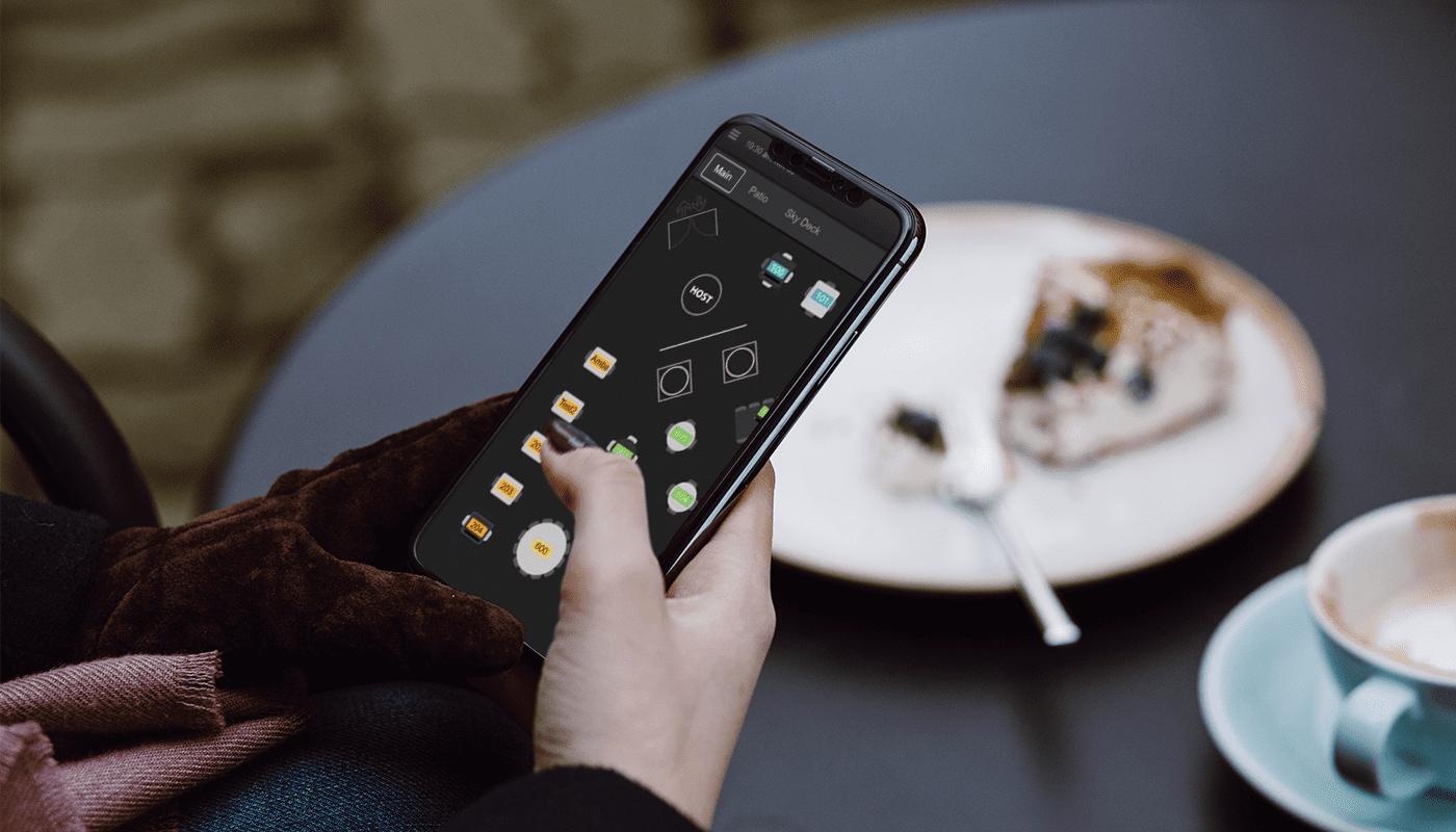 restaurant reservation app design ideas