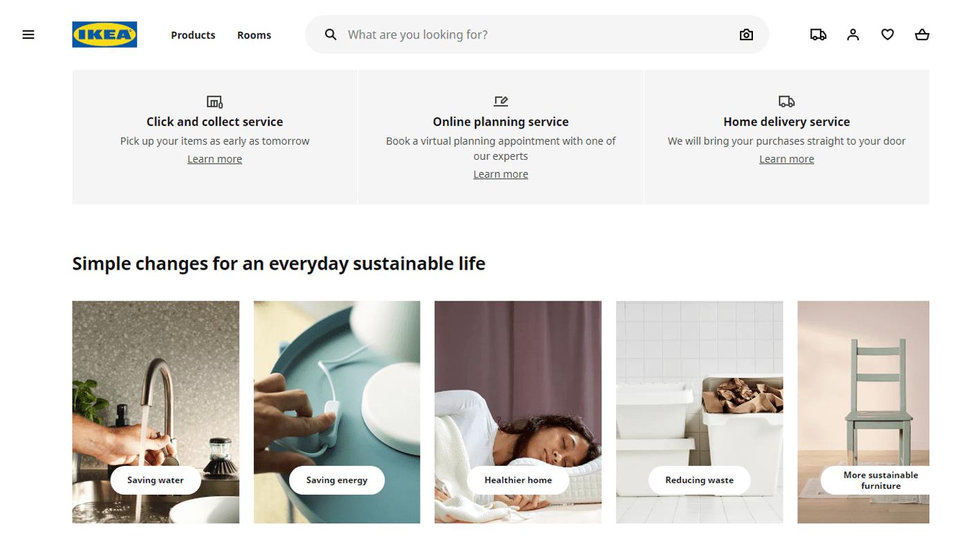 web design trend is minimalism