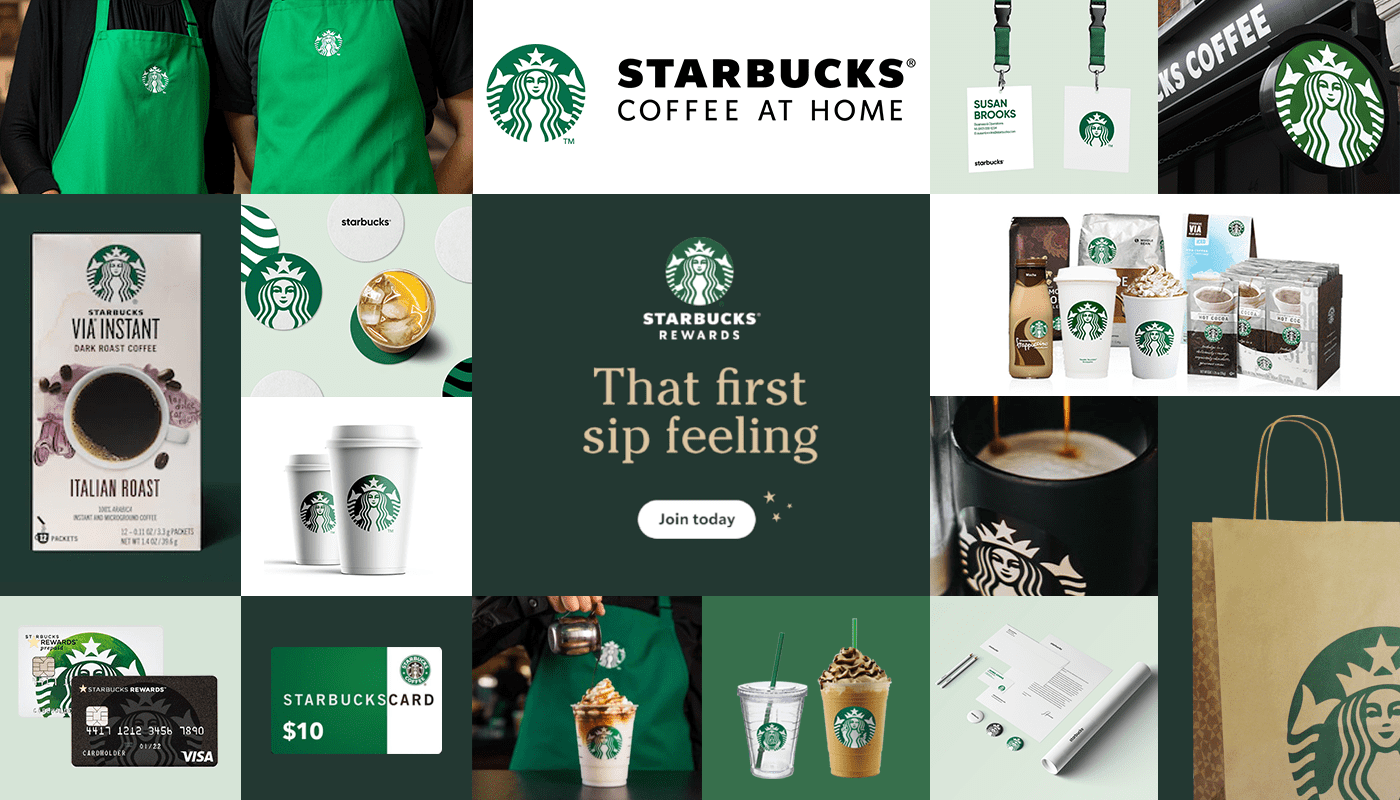 visual branding identifiers development is important