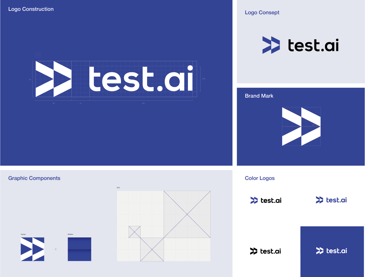 logo design for style guide