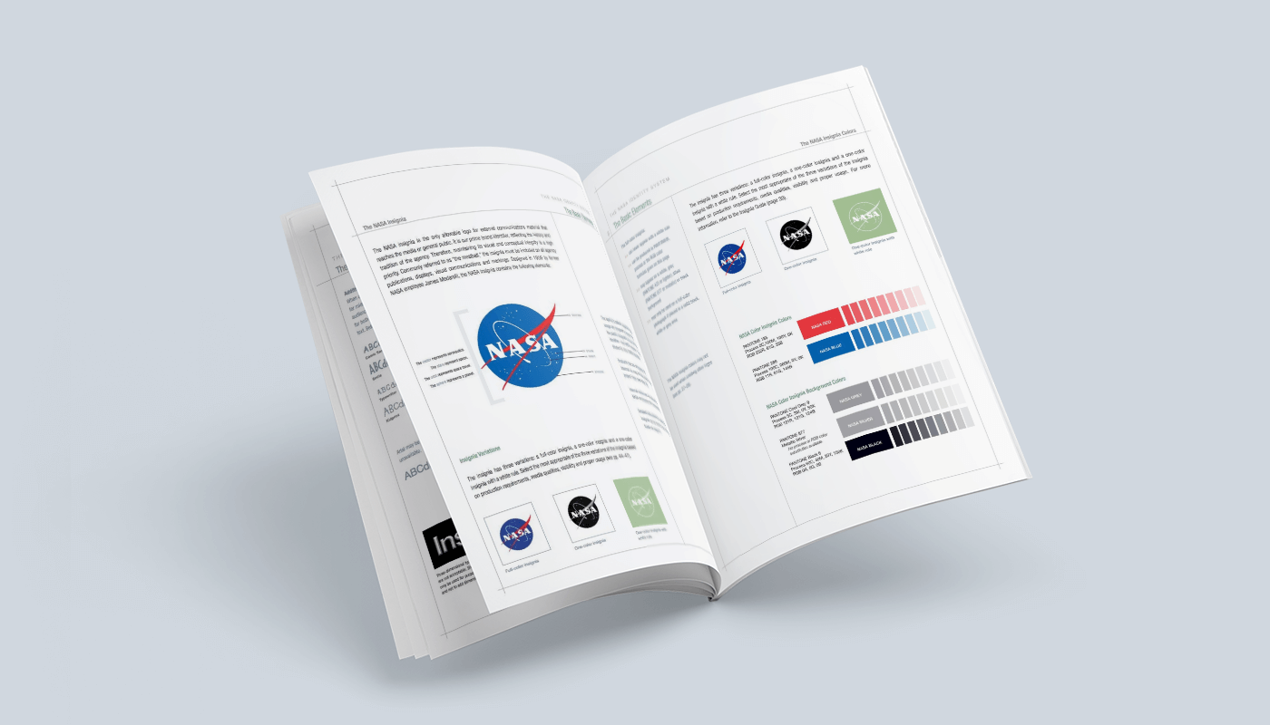 Nasa style guide example