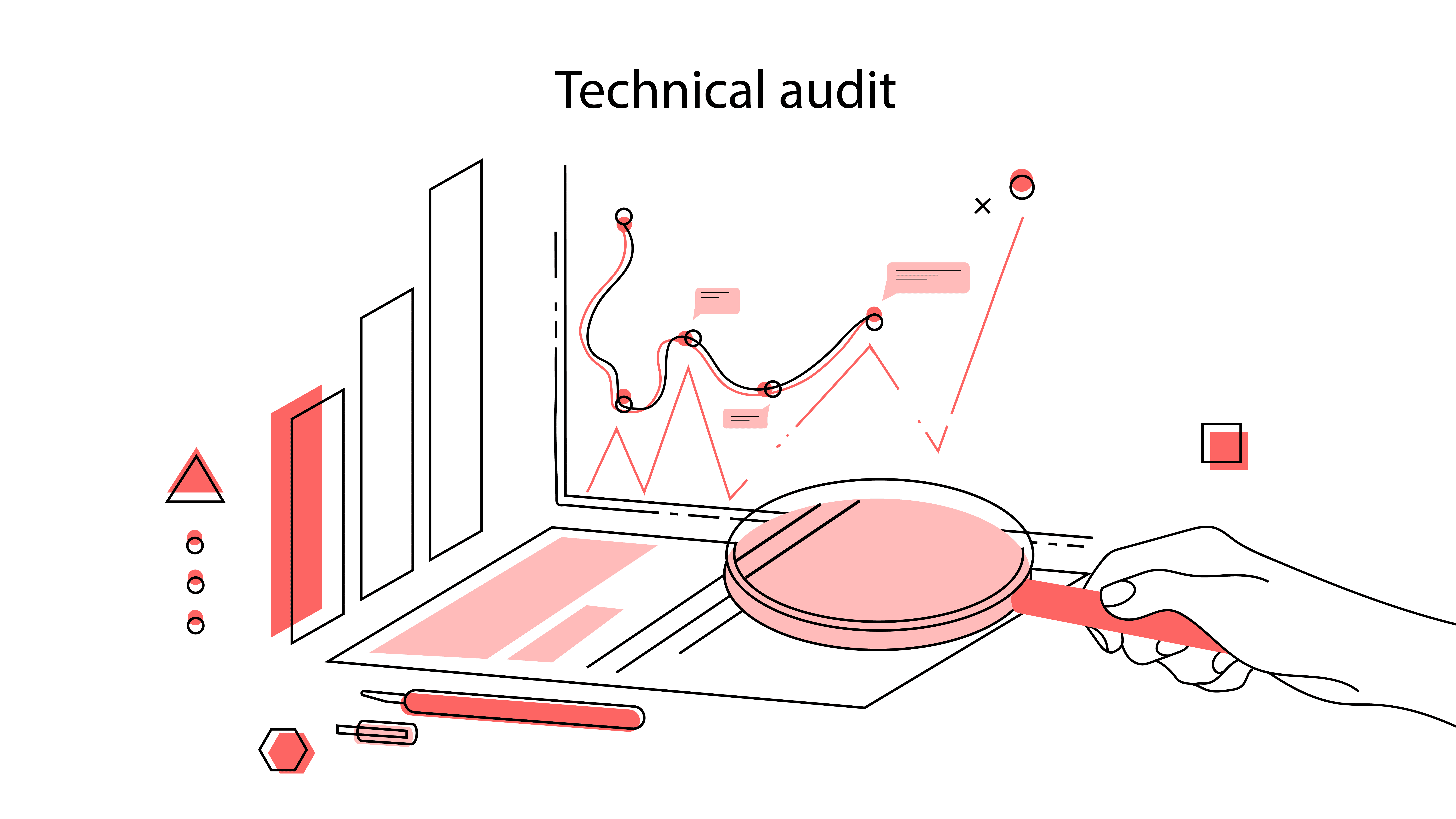 improve your website design with technical audit