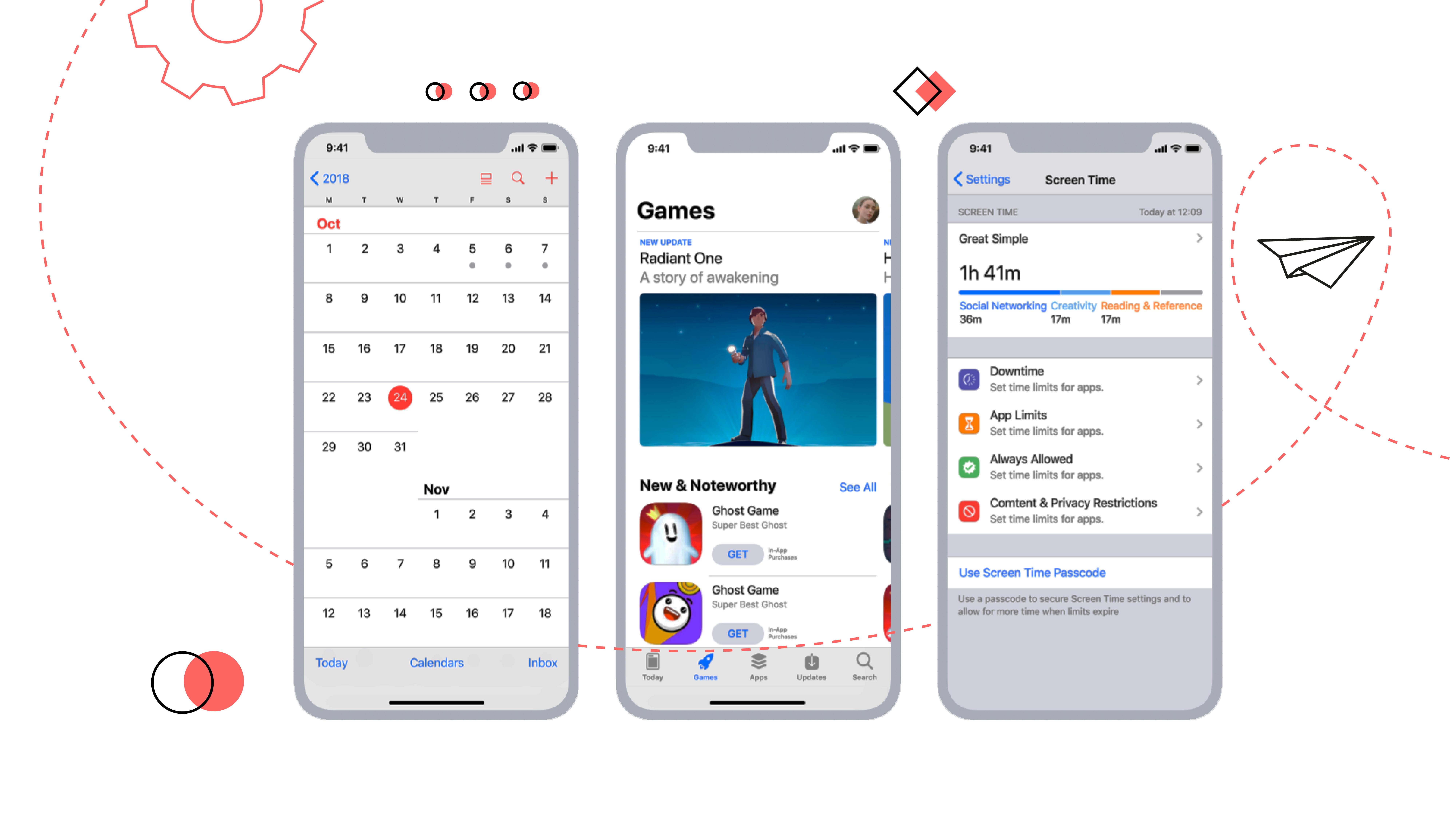 apple's human interface UI Kit