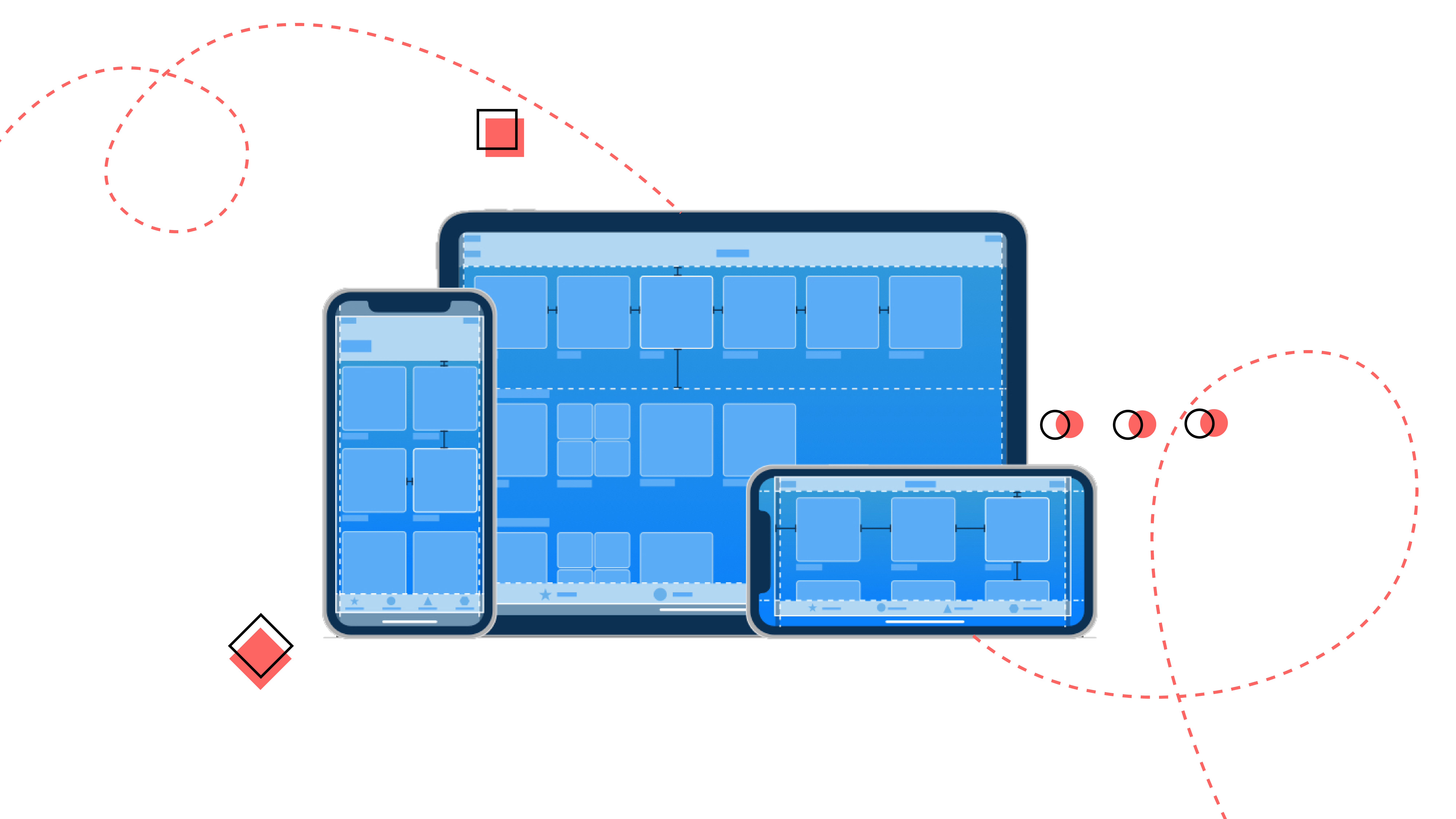 Apple design system example