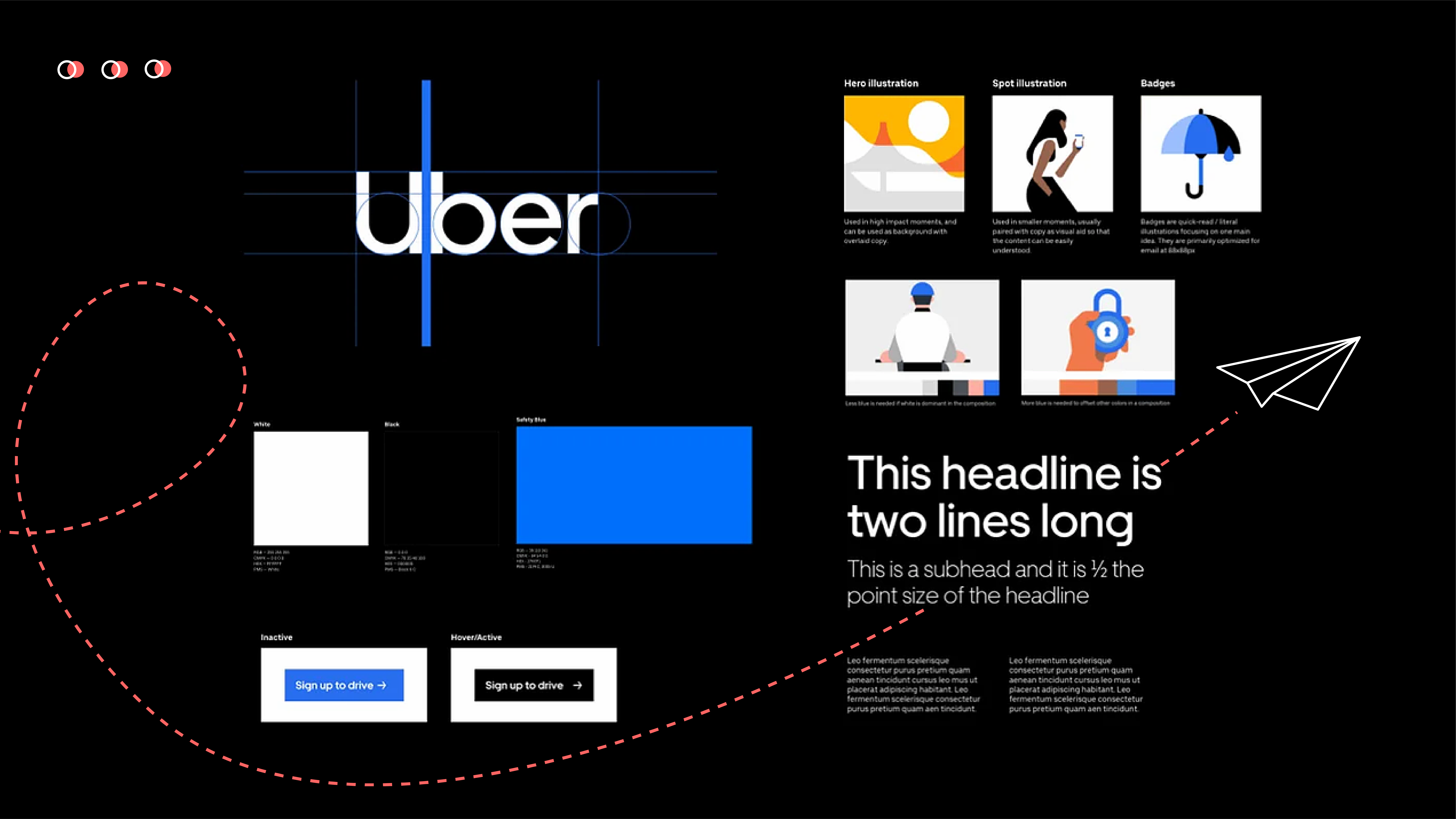 uber design system example