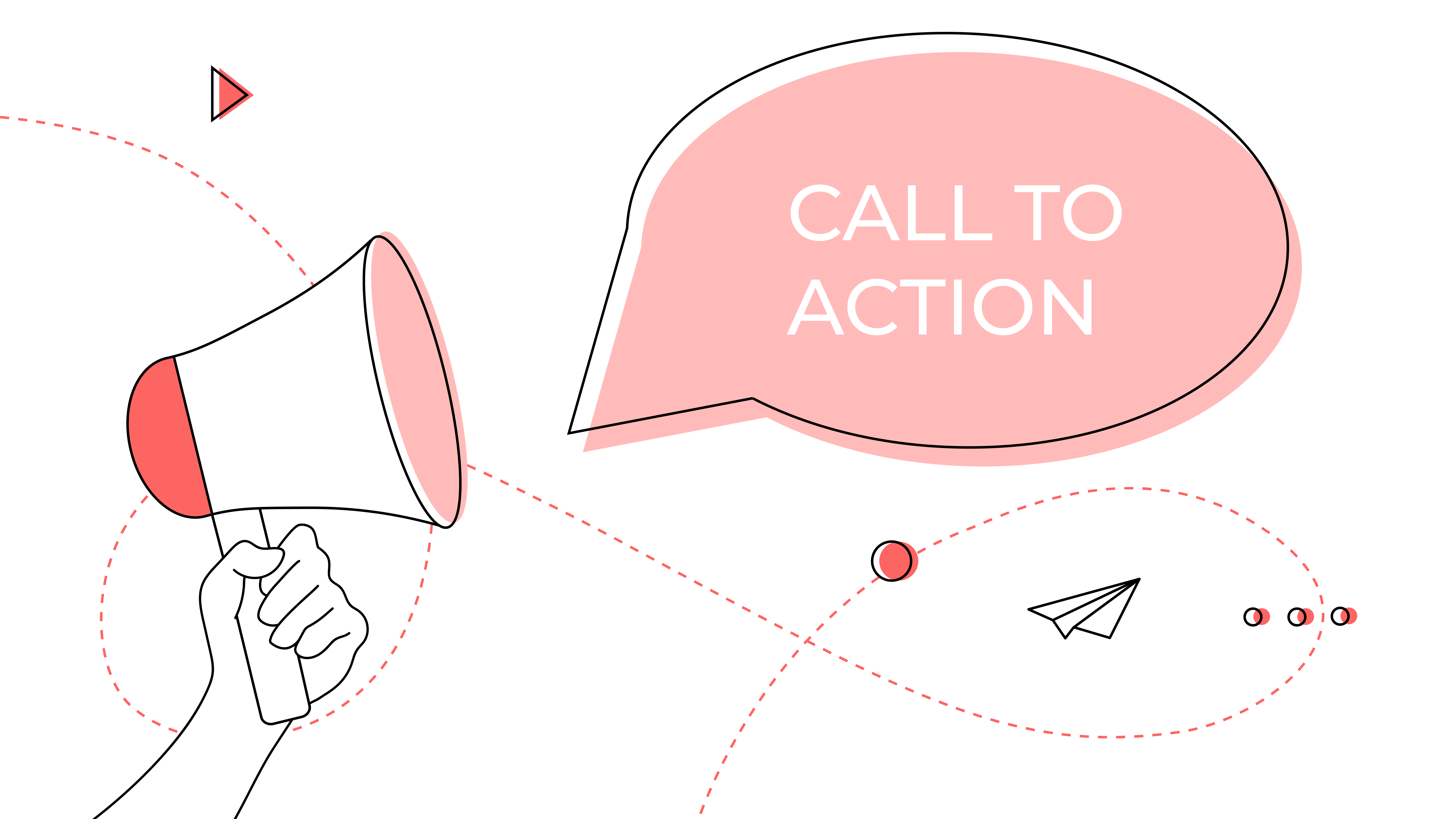 CTA buttons for conversion-centered design