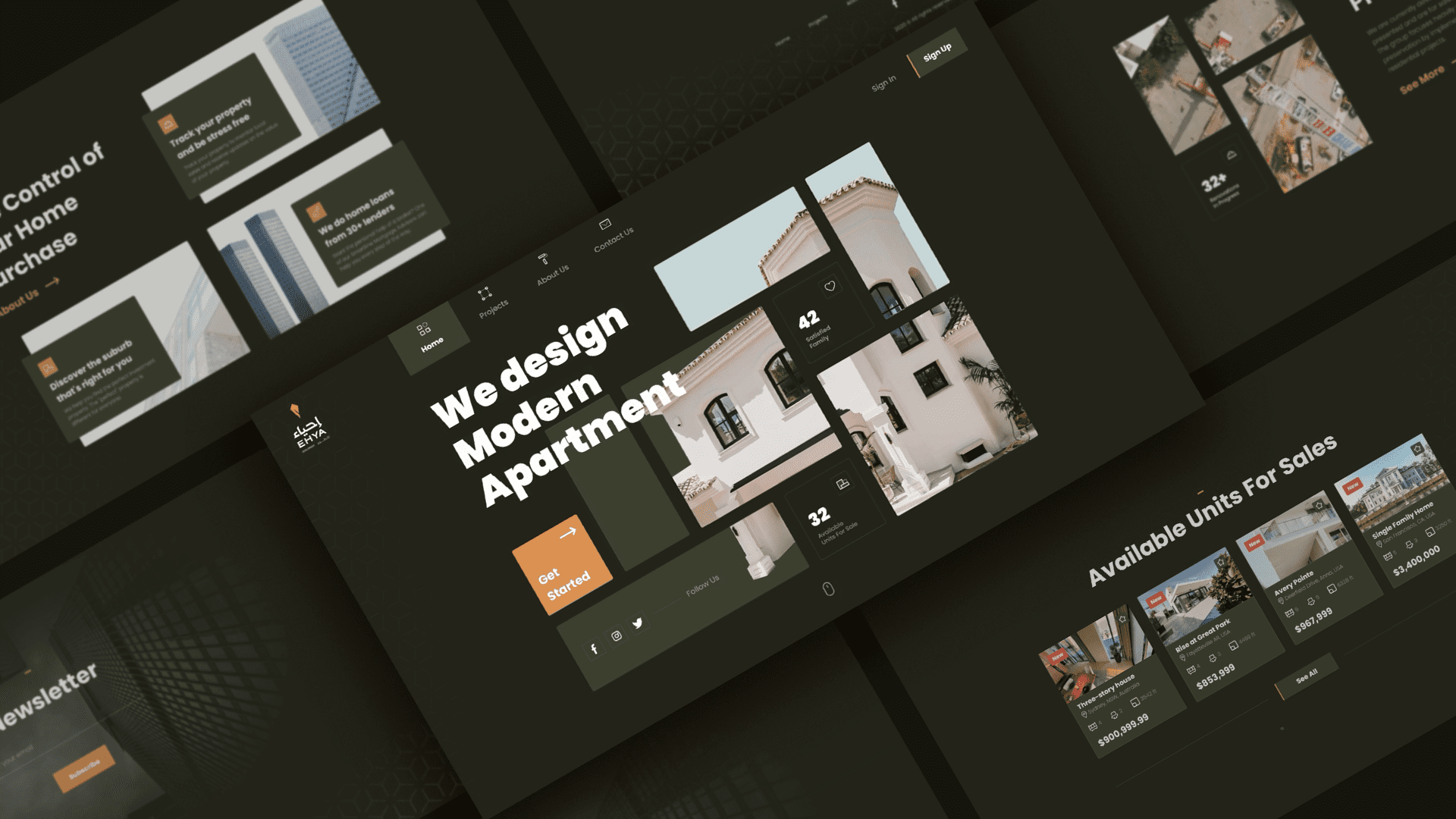 Best Practices on How to Design a Real Estate Website